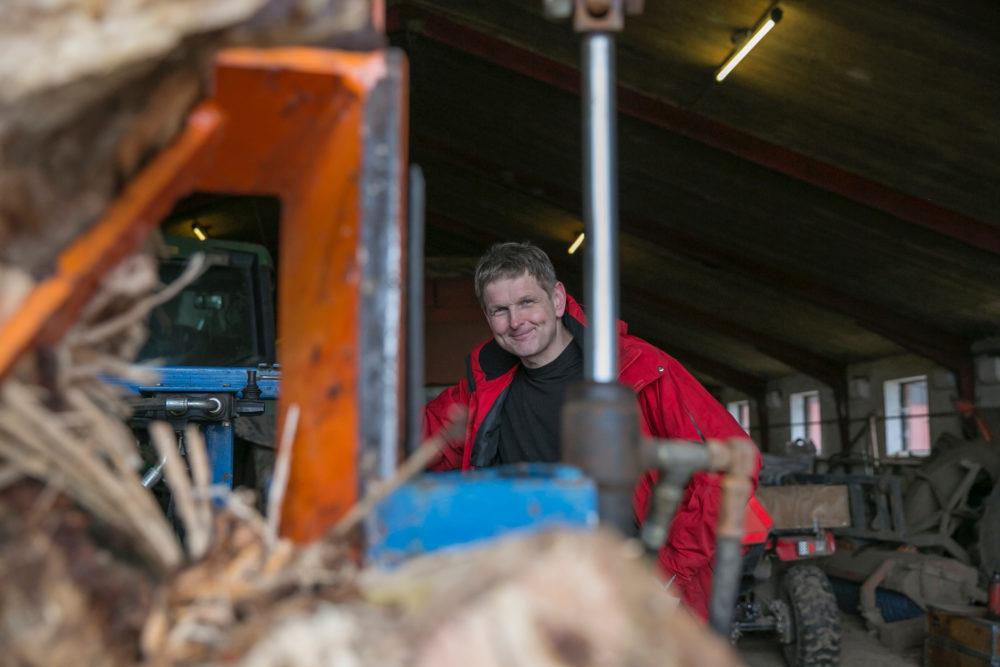 SP-formand Carsten Leth Schmidt – en landmand med visioner