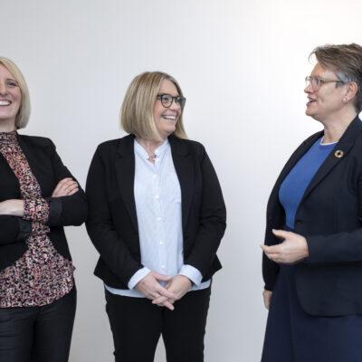 Kvindelige byrådskandidater søges – GØR EN FORSKEL!