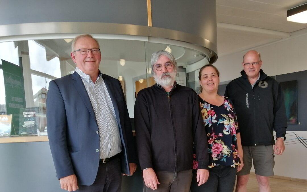 Alternativet, Kristendemokraterne og Slesvigsk Parti i valgforbund ved kommunalvalget 2021